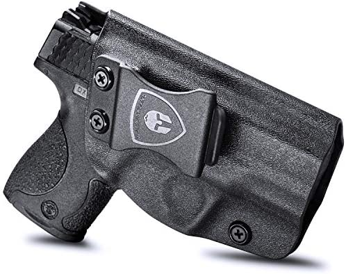 M P Shield 9mm Holster IWB KYDEX Holster Fit S W M P Shield M2 0 9 40 3 1 Barrel Not Fit Light product image