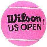 Wilson Jumbo Tennis Ball Deflated - Pink