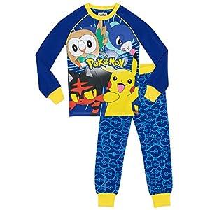 Pokemon Pijama para Niños