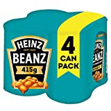 Heinz Baked Beans Tomato Sauce, 415g (Pack of 4)