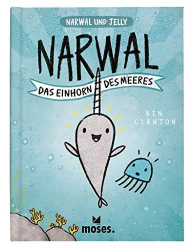 Narwal - Das Einhorn des Meeres | Graphic-Novel für Kinder ab 5 Jahren (Narwal und Jelly)