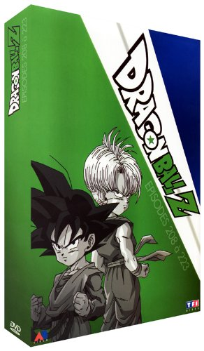 Dragon Ball Z - Coffret 4 DVD - 11 - Épisodes 208 à 223