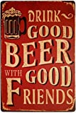 Hioni Bier Trinken Drink Good Beer with Good Friends