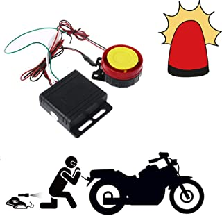 2019 Universal Motorcycle Bike Alarm System Scooter Remote Control Anti-Theft Securit New