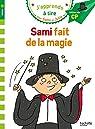 Sami et Julie - CP2 : Sami fait de la magie par Massonaud