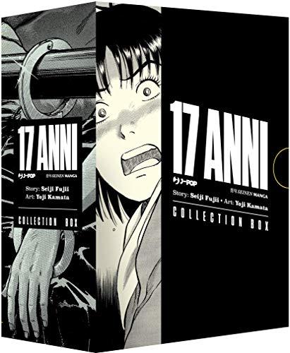 17 anni. Collection box (Vol. 1-4)