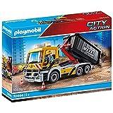 PLAYMOBIL City Action Camión Construcción, A partir de 5 años (70444)