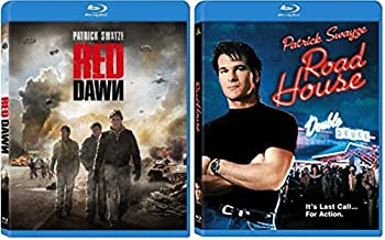 Red Dawn 1984 & Road House - Patrick Swayze 2-Movie Collection Blu ray