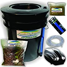 The Atwater HydroPod - Standard A/C Powered DWC Deep Water Culture/Recirculating Drip Hydroponic Garden System Kit - Bubble Bucket - Bubbleponics - Grow Your Own! Start Today! (Nutrients Not Included)
