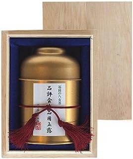お茶 ギフト お土産 八女茶 品評会出品用 玉露 木箱入 H-1G60N 八女茶の里