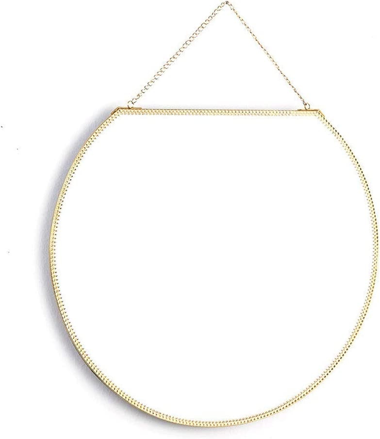 Makeup Mirror Brass Gold Jacksonville Mall Wall Shipping included High-Definition Mounte Decoration