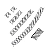 U Shape Hair Finishing Fixer Comb, Bobby Pins for Thick Hair, Invisible U Pin Hair Holder, Hair Updo Accessories for Small Broken Hair, Hair Styling Tools for Women and Girls(6 pcs)