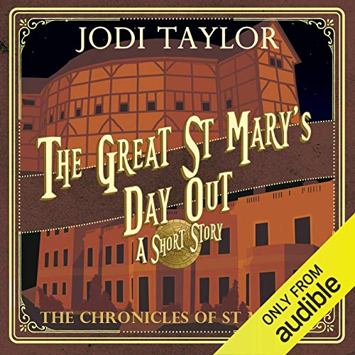 The Great St. Mary's Day Out cover art