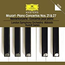 Best mozart concerto piano 27 Reviews
