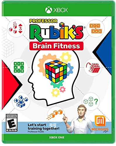 Professor Rubik's Brain Fitness - Xbox One