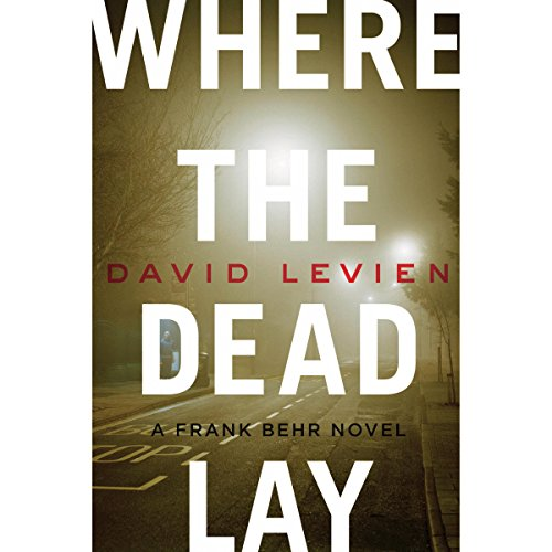 Where the Dead Lay audiobook cover art