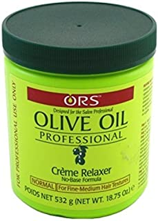 Ors Olive Oil Creme Relaxer Normal 18.75oz Jar (2 Pack)
