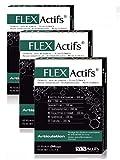 SYNActifs - Complément alimentaire - Extrait de curcuma - Douleurs musculaires et articulaires - Souplesse des articulations et des tendons - Lot de 3 x 60 Gélules(3)