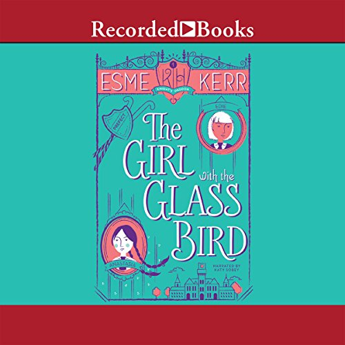 The Girl with the Glass Bird audiobook cover art
