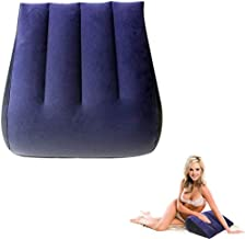 Inflatable Sé&x Pillows Triangle Aid Foldable Position Cushion Bed Floor Pillow or Lovers Couples