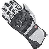 Held Motorradschutzhandschuhe, Motorradhandschuhe kurz Sambia 2in1 Gore-Tex Handschuh schwarz/grau...