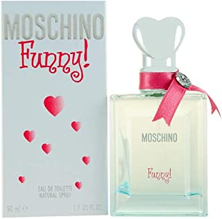 Moschino Funny por Moschino Eau de Toilette con vaporizador 50ml