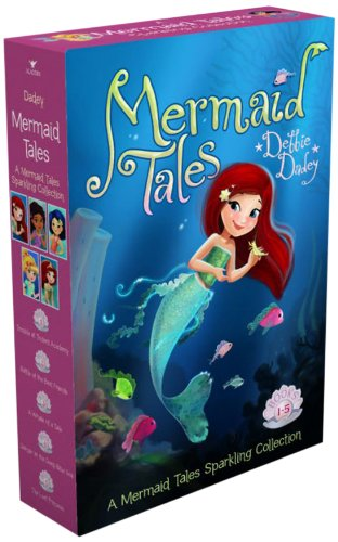 A Mermaid Tales Sparkling Collection: Trouble at Trident Academy; Battle of the Best Friends; A...