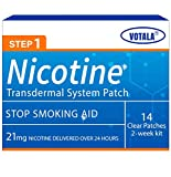 Best Nicotine Patches - Votala Nature Nicotine Patches Step 1, Quit Smoking Review