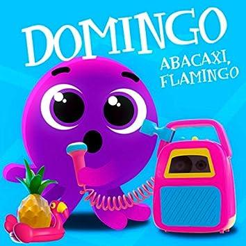 Domingo Abacaxi Flamingo