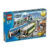 LEGO CITY 8404 STAZIONE BUS