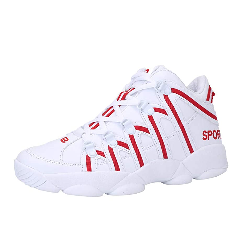 JJLIKER Mens Boys Fashion Athletic Sneakers Comfort Basketball Shoes Outdoor Sport Running Training Gym Shoes tbpecc8265396