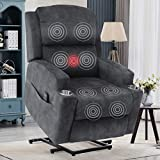 Best Power Lift Recliners - ANJ Power Lift Recliner Chairs for Elderly Heavy Review