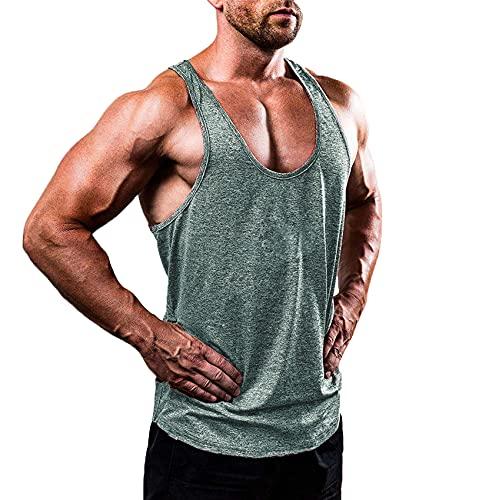 MäNner Gym Tank Top M-XXXL Muskel...