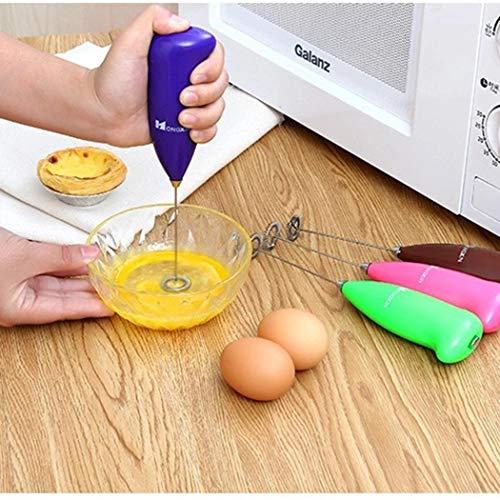 Kloius Home Kitchen - Batidora de Huevos, Duradera, multifunción, Creativa y Creativa Hervidores para Huevos