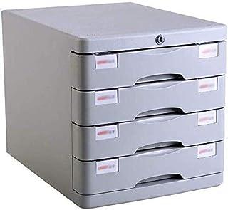Armoires de bureau Organisateur de rangement confortable Design à tirer Grand espace Bureau Environnement coulissant Tiroi...