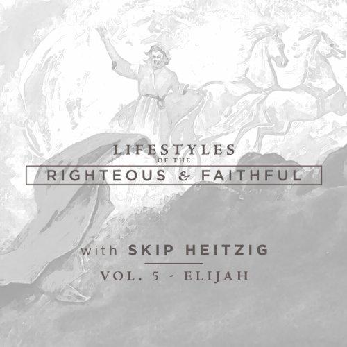 Elijah audiobook cover art