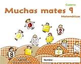 Muchas mates 9. Educación infantil (Educación Infantil Algaida. Matemáticas) - 9788498775846