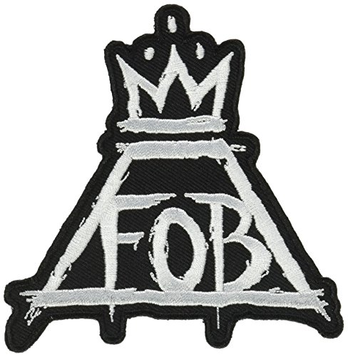 Application Fall Out Boy Crown Patch