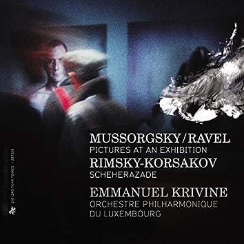 Mussorgsky & Ravel: Pictures at an Exhibition - Rimsky-Korsakov: Scheherazade