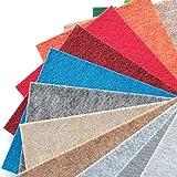 パンチカーペット 巾91cm スタンダード 切り売り 全25色 ニードルパンチ 日本製 防炎 1M単位 カラー:L-27