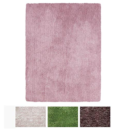 Review Area Rugs,for Home Super Soft Living Room Sofa Floor Mat (Color : Brown, Size : 120×170cm)