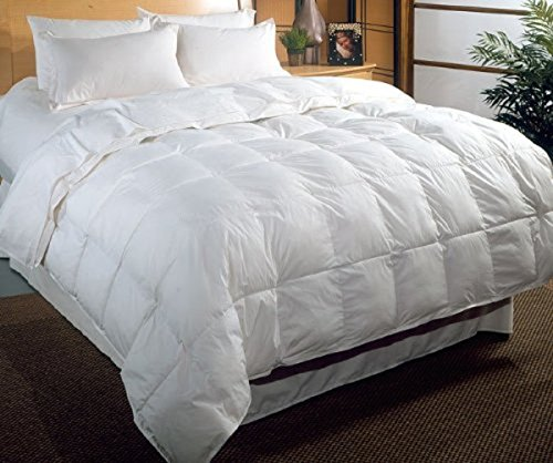 Comfy Nights Luxury Duck and Down Quilt/Duvet 10.5 Tog (Double)