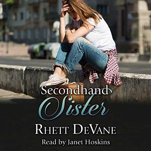Secondhand Sister audiobook cover art