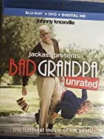 Jackass Presents: Bad Grandpa [Blu-ray]
