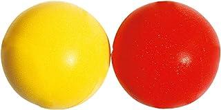Boule couleur peau diamètre 50 mm Balle en caoutchouc mousse
