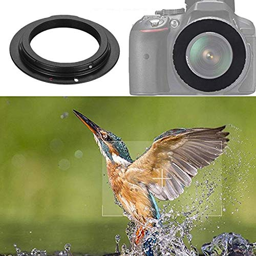 SSSabsir Metal M42-AI Adapter Ring M42 Lens Converter for Nikon Camera