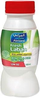al-Marai Laban Low Fat 180 ml added Vitamins Hdpe