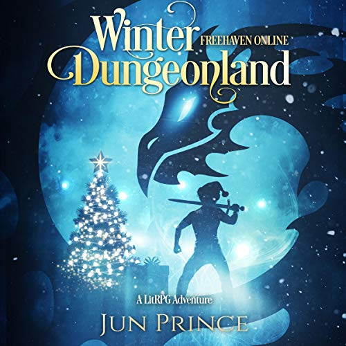 Couverture de Freehaven Online: Winter Dungeonland