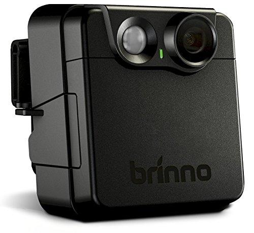 Brinno MAC200DN Motion Activated Camera, Display LCD 1,44 , Risoluzione Video 1280 x 720, IPX4, Nero