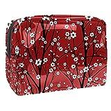 Gelber Mosaik-Anker 18,5 x 7,6 x 13,9 cm Reise-Make-up-Tasche, Kosmetiktasche, Make-up-Tasche,...